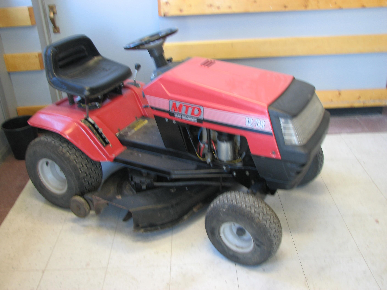 Mtd Yardman Tractors : Original mtd riding lawn mowers pixelmari
